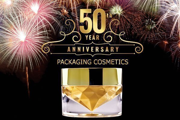 50th anniversary – Faca Packaging Cosmetics