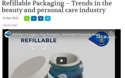 Faca Packaging news Business Cosmetics